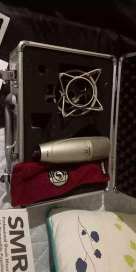 Micrófono de condensador shure KSM44