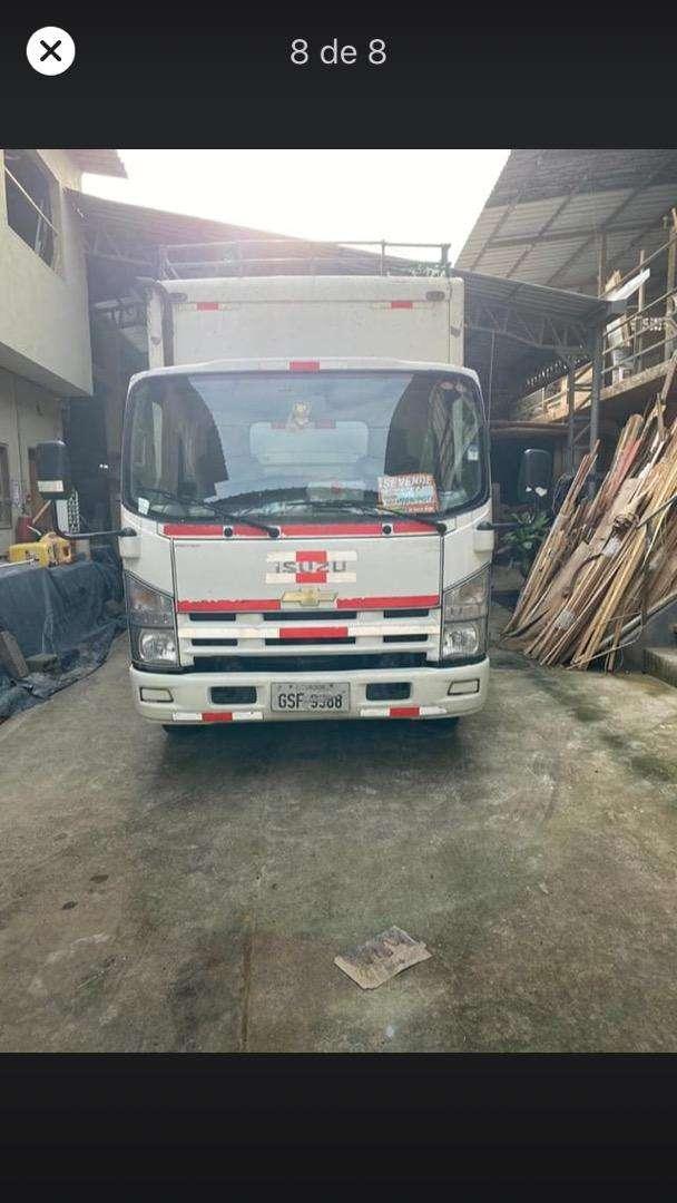 Camion chevrolet 5.5 toneladas 0