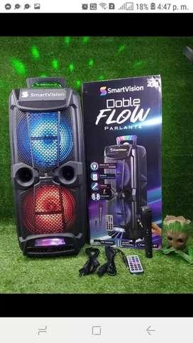 Cabina Smartvision doble flow de 8 pulgadas