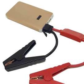 Cargador portátil para batería de autos