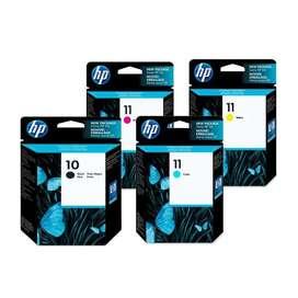 4 CARTUCHOS DE TINTA HP