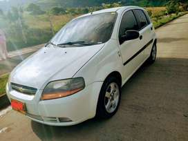 Vendo hermoso Aveo Five