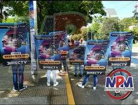 MPM Y BTL AGENCIA DE PUBLICIDAD ALQUILER DE CARRO VALLAS Y MAS