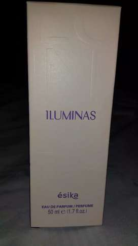 Perfume iluminas marca esika