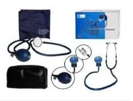 Tensiómetro Con Estetoscopio Adulto Y Niño Medic Life
