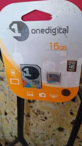 Memoria USB y microsd