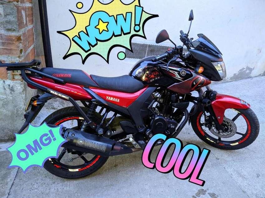 Vendo Yamaha Szrr 0