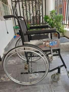 Vendo silla de rueda