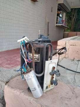 Compresor 9000 BTU 110 vol gas 22