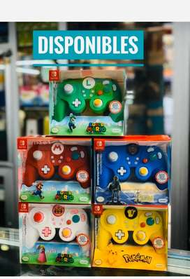 Controles alambricos switch originales