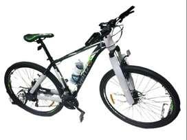 Bicicleta Venzo 21 Velocidades Tipo Mtb Shimano Rodado 29-NUEVO