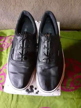 Zapatos vans originales de cuero