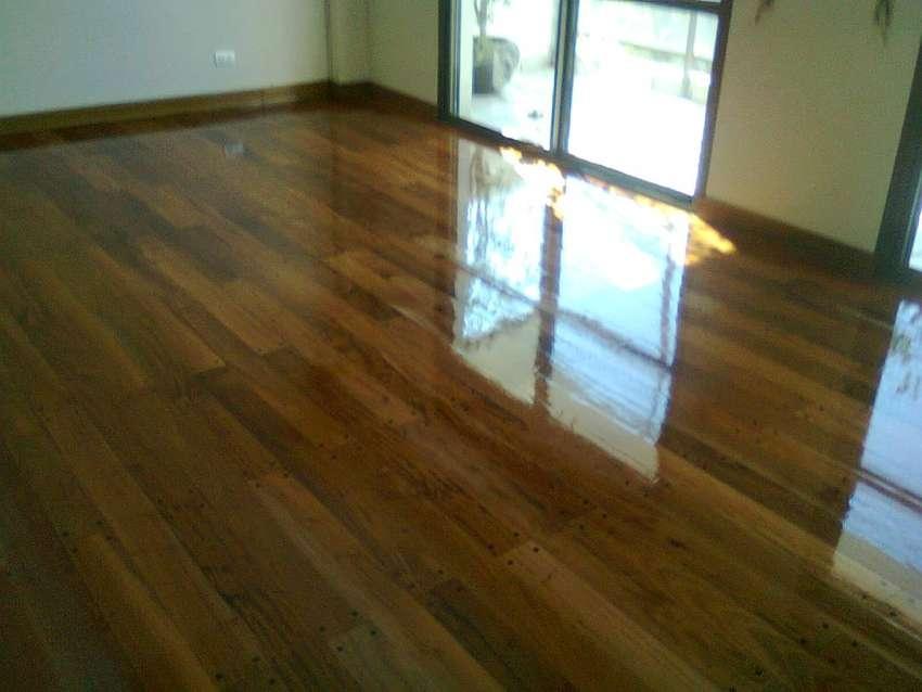 pulido de pisos de madera 0