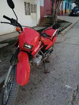 Honda BROSS Bracilera