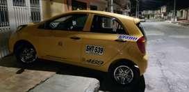 Taxi kia Picanto 2015