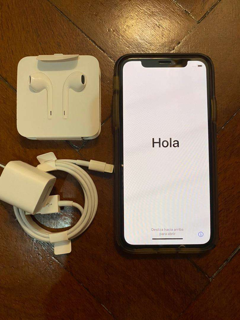 Iphone XS 64gb Impecable 0