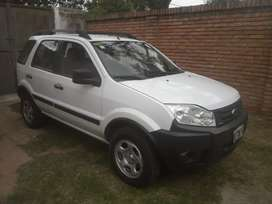 Vendo Ford Ecosport 2011 XL plus