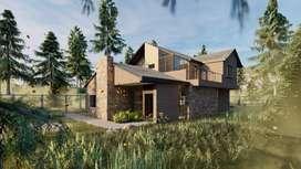 Arquitecto vivienda campestre
