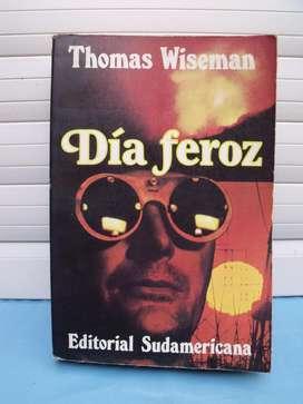 Libro Dia Feroz Thomas Wiseman