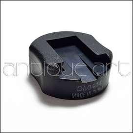 A64 Zapata Caliente Cold Shoe Mount Flash Led Microfono 1/4