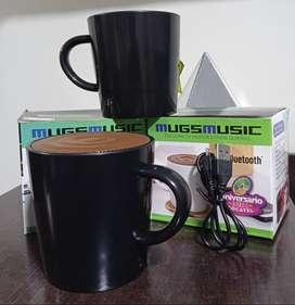 Parlante Bluetooth en forma de mug