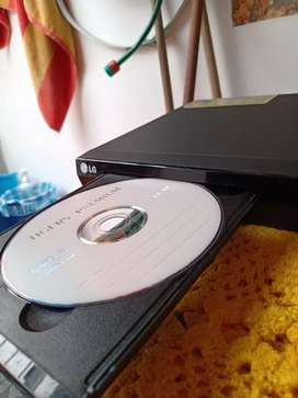 Vendo dvd LG en perfecto estado.