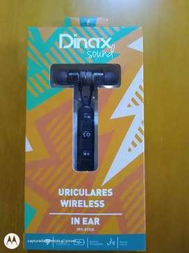 Auricular Bluetooth Dinax nuevo