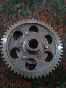 Engranaje primario Ciclomotor Zanella 50/70