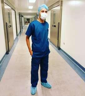 Servicio de Enfermería a domicilio.micilio