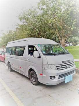 Minibús FOTON-K1