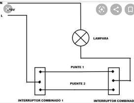 Se hacen todo tipo de instalciones electricas a domicilios disponible las 24hra