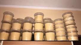 Miel de Abeja Kilo Y Medio Kilo 100% Pura y ecologica