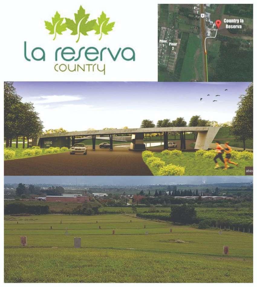 Dueño vende lote Country La Reserva 0