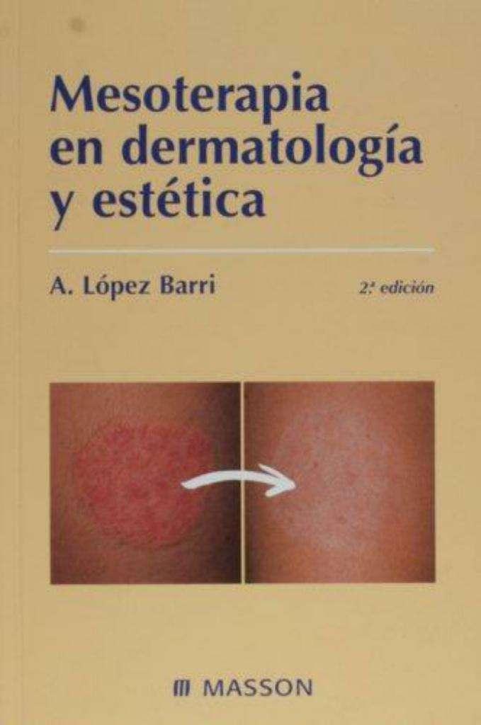 Mesoterapia en Dermatología Y Estética 0