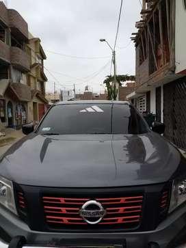 Vendo Nissan Frontier 4x2 NP300 14000 dolares