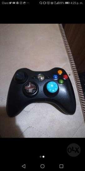 Vendo Control Xbox 360 Carga Y Juega