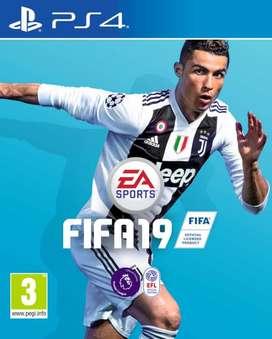 Vendo Fifa 19 Digital
