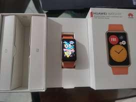 Huawei Watch Fit Active Naranja