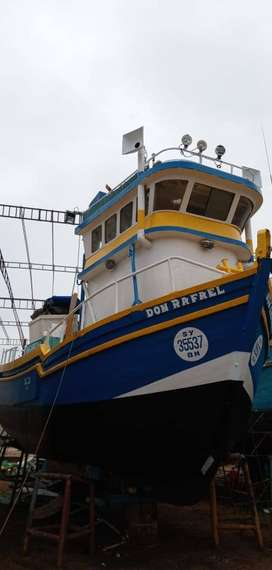 embarcacion artesanal