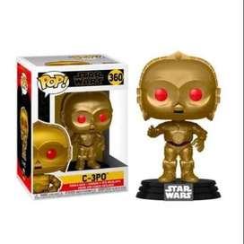 Funko Pop C3PO Star Wars Episodio 9