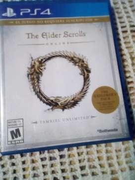 The Elder scrolls excelente estado