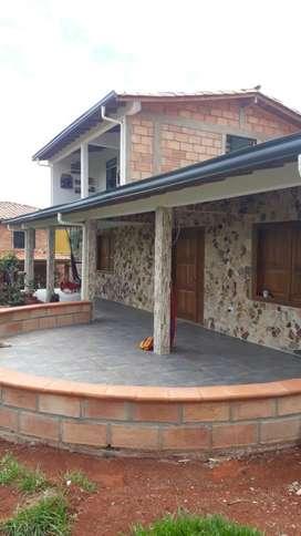 Casa Finca en Andes