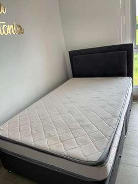 Venta base cama con colchon