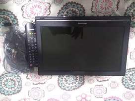 Vendo tv 16 pulgadas  Challenger