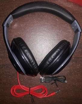 Audífonos Bluetooth con Radio FM y MP3