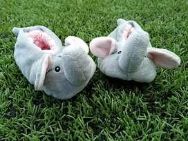 Pantuflas elefante