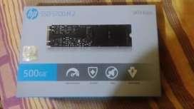 MEMORIA M.2 SOLIDO DE 500 GB