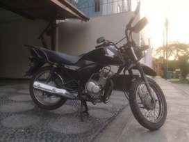Honda GL125 stock. Uso particular. Único dueño