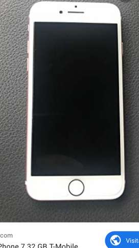 iPhone 7 32g gold