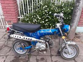 Motomel max 110 impecable